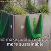 本日の備忘録/Amsterdam Installs Hemp Urinals to Stop 'Wild Peeing'