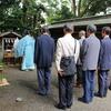 御嶽神社例祭斎行される