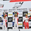 【FIA F4】伝統の!?Star5カラーレーシングスーツが見事1-2フィニッシュ達成!