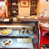メルティチョコレートタルトとピカチュウクッキー。