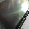 超最悪! 交通事故の後遺症のせいで三度目のスマホガラスフィルム割れ! 落としてしまった・・・