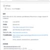 Visual Studio 2017 Update 4(15.4)で「依存関係:最高」が選べなくなっている