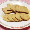 大豆粉のクラッカー・薄力粉を使ったパン
