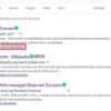 ドメインごと検索結果から非表示にする「Personal Blocklist」