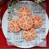 *見た目が最高に可愛い♥オレンジの焼き菓子*
