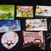 お菓子祭り!今週は和菓子ラッシュ!チョコ業界は視線は春みたい。