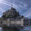 観光にも便利 世界遺産モン・サン=ミシェルの修道院の歴史と年表