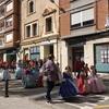 スペイン*2018*バレンシア〜火祭り①マスクレタ〜