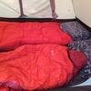 【モンベルの寝袋比較】シュラフの選び方の参考に!