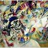 カンディンスキー 「コンポジションⅦ」 抽象絵画の秘密