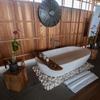 Yuji Yamazaki氏デザイン 「バスルーム」 Kudadoo Maldives
