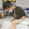救急のシミュレーション&血液ガスの採血