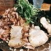 広島市『つけ麺本舗 辛部 十日市店』のりかつお  つけ麺