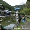 【G.Wファミリーフィッシング】平成最後の釣りは丹波のあまご村でニジマス釣り&あまごのつかみ取り