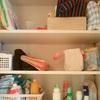 ☆画像付き☆ 夏の断捨離が終わりました。洗面所の戸棚がスッキリした☆