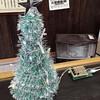 クリスマスツリーのLED電飾