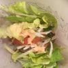 「菜摘モス野菜、めちゃくちゃ美味しくてヘルシーだけどありえないぐらい食べにくい‼️ 〜モスバーガー〜」◯ グルメ
