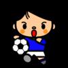 サッカーアジアカップ 日本3-0イラン