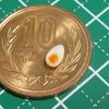 【ミニチュアフード】ハーフカットの半熟卵の作り方