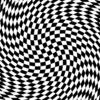 【GLSL】回転するチェッカーパターン