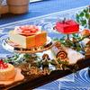 ホテルニューグランド 2020年クリスマスケーキのテーマは「クリスマスギフト」華やかでフルーティ