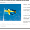 スウェーデンのジャーナリスト、対ロシア共闘を訴える「欧州の歴史的な敵」