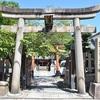 満足稲荷神社の岩神さん。