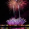 【一眼レフ】葛生の花火大会で2018年1回目の花火を撮影