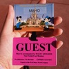 舞台裏ツアー「Keys to the Kingdom」(2011年WDW #2)