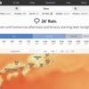 Unityで気象情報をWebから取得し、1日の天気を表示してみる