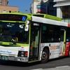 国際興業バス 5233号車