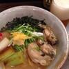 金沢の「麺屋大河」で「牡蠣味噌ラーメン」を食べた