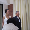姪っ子の結婚披露宴 レストランウェディング 「ラ・カロッツア」 6月3日 その4