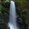 山梨、身延・南部の滝