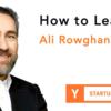 スタートアップにおけるリーダーシップ (Startup School 2019 #19)