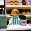 LEGO 10278 警察署 袋②~⑥ 1階部分 クリエイター