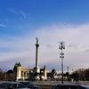 子連れブダペストなら英雄広場を目指すべし!