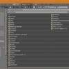 Blender修行(4) 見慣れないファイルの保存画面