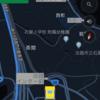 Googleマップの位置表示におちゃめな車アイコン追加