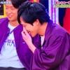 いたずらニノとビビる潤が愛らしい@vs嵐
