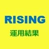 11月10日 バスタビット RISINGツール 運用結果