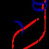 クラインの壺(クラインのつぼ、英語: Klein bottle)は、境界も表裏の区別も持たない(2次元)曲面の一種で、主に位相幾何学で扱われる。原語であるドイツ語では「Kleinsche Fläche(クラインの面)」であり、これが英語に翻訳される際、Fläche(面)がFlasche(瓶)と取り違えられ、bottleと訳された。現在ではドイツ語圏でも、Kleinsche Flascheのほうで定着している。