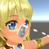 【unity】Obi Fluidを使ってみる2 液体を白くする【アセット】