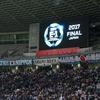 2017年12月9日 サッカー日本代表・EAFF E-1サッカー選手権観戦