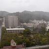 雨から寒くなってきましたよ神戸市中央区。