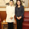 中国大使館を表敬訪問② 日本道観の道教交流