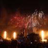 香港ディズニー旅行記14 クライマックスの花火~深夜の香港グルメ