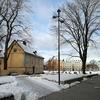 Karlstad(カールスタード)を散策。