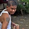 フィリピンの治安の悪さ タンバイと呼ばれる男達