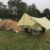 栃木県日光湯元へ人生初ファミリーキャンプに行ってきました。